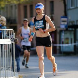 11th Danske Bank Vilnius Marathon - Nataliya Hryhoryeva (690)