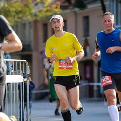 11th Danske Bank Vilnius Marathon - Gytis Šumskas (2270), Ricardas Rimkus (3306)