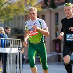 11th Danske Bank Vilnius Marathon - Algimantas Gaižauskas (2057)