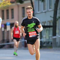 11th Danske Bank Vilnius Marathon - Edmundas Ivanauskas (2723)
