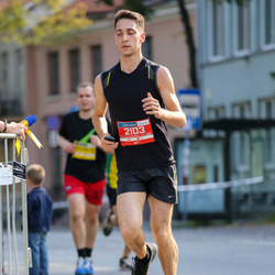 11th Danske Bank Vilnius Marathon - Roman Alijev (2103)