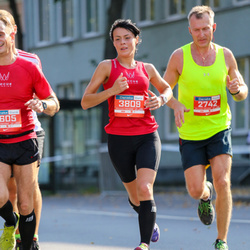 11th Danske Bank Vilnius Marathon - Darius Degutis (2742), Nadežda Roždestvenskaja (3809)