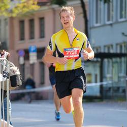 11th Danske Bank Vilnius Marathon - Mantas Pocevicius (2736)