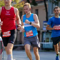 11th Danske Bank Vilnius Marathon - Aidas Pelenis (3570)