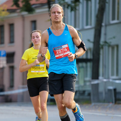 11th Danske Bank Vilnius Marathon - Antanas Steponavicius (2574)