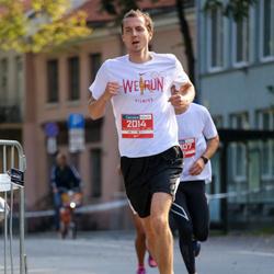 11th Danske Bank Vilnius Marathon - Grazvydas Jusaitis (2014)