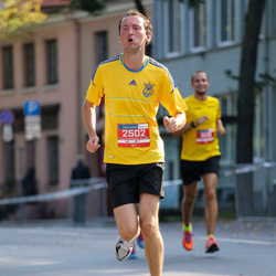 11th Danske Bank Vilnius Marathon - Oleksii Zuiev (2502)