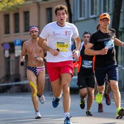 11th Danske Bank Vilnius Marathon - Vytautas Pletaras (866), Andrius Vaicenavicius (75082)