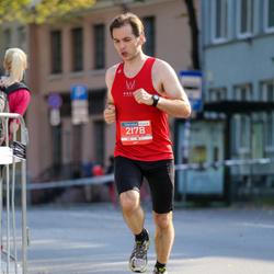 11th Danske Bank Vilnius Marathon - Darius Valatkevicius (2178)