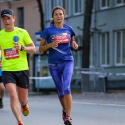 11th Danske Bank Vilnius Marathon - Vaida Šiugždinyte (2098), Andrius Kurganovas (2800)