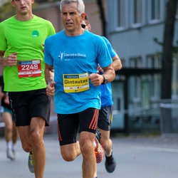 11th Danske Bank Vilnius Marathon - Aurelijus Dailidonis (2248), Gintautas Galvanauskas (75451)