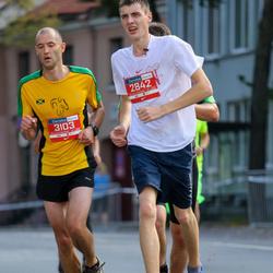 11th Danske Bank Vilnius Marathon - Linas Kaminskas (2842), Matas Milius (3103)