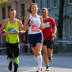 11th Danske Bank Vilnius Marathon - Aira Klusaitiene (2841)