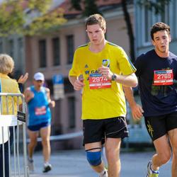 11th Danske Bank Vilnius Marathon - Benas Kikutis (2974)