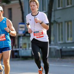 11th Danske Bank Vilnius Marathon - Mindaugas Šiuškus (3308)