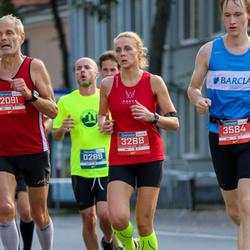 11th Danske Bank Vilnius Marathon - Diana Avgustinovic (3288), Povilas Pauliukevicius (3584)