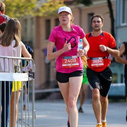 11th Danske Bank Vilnius Marathon - Dominika Szpakowska (2409)