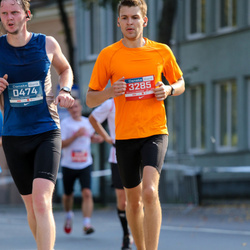 11th Danske Bank Vilnius Marathon - Laurynas Valiunas (3285)
