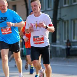 11th Danske Bank Vilnius Marathon - Marius Lunys (2415)
