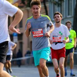 11th Danske Bank Vilnius Marathon - Yahor Shumski (2566)