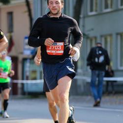 11th Danske Bank Vilnius Marathon - Andrejus Talalajavas (3703)