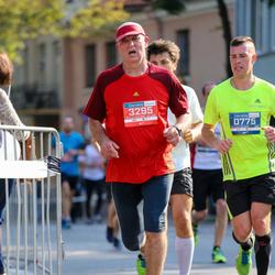 11th Danske Bank Vilnius Marathon - Dainius Liutkus (775), Romualdas Kniukšta (3295)