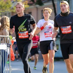 11th Danske Bank Vilnius Marathon - Donatas Blažys (3716), Svajunas Zaturskis (3827)