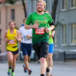 11th Danske Bank Vilnius Marathon - Mykolas Kleckas (2399)