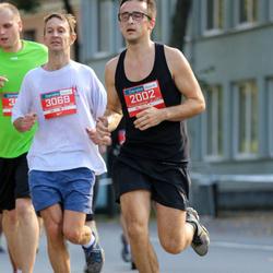 11th Danske Bank Vilnius Marathon - Eidminas Zaksas (2002), Nicholas Parham (3069)