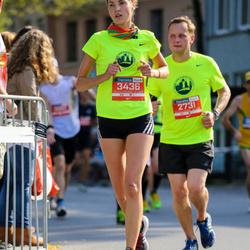 11th Danske Bank Vilnius Marathon - Kristine Marcinkus (3436)