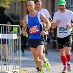 11th Danske Bank Vilnius Marathon - Medardas Džiovenis (2835)