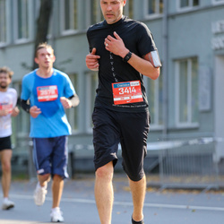 11th Danske Bank Vilnius Marathon - Ernestas Lapinskas (3414)