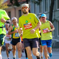 11th Danske Bank Vilnius Marathon - Gintautas Indriulis (2144)