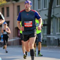 11th Danske Bank Vilnius Marathon - Pavel Novoslavski (2051)
