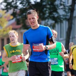 11th Danske Bank Vilnius Marathon - Povilas Maksimavicius (2294)