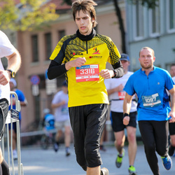 11th Danske Bank Vilnius Marathon - Airidas Žukauskas (3316)