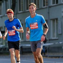 11th Danske Bank Vilnius Marathon - Rokas Janenas (3016), Maksims Lescinskis (3489)