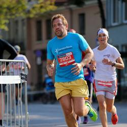 11th Danske Bank Vilnius Marathon - Alenas Gražulis (2803)