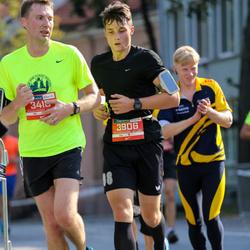 11th Danske Bank Vilnius Marathon - Ramunas Stankevicius (3416), Vilius Abeciunas (3906)