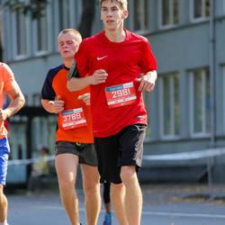 11th Danske Bank Vilnius Marathon - Tautvydas Raila (2981), Edgaras Kimenas (3789)