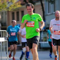11th Danske Bank Vilnius Marathon - Audrius Daugela (2278)