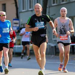 11th Danske Bank Vilnius Marathon - Alexander Radchenko (548), Mikhail Gerasimenko (3635)