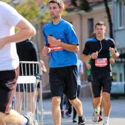 11th Danske Bank Vilnius Marathon - Aleksandr Voskoboj (2435)