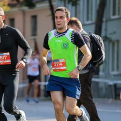 11th Danske Bank Vilnius Marathon - Darius Žvirblis (3714)
