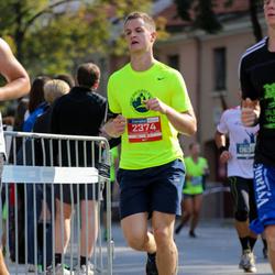 11th Danske Bank Vilnius Marathon - Tomas Morozovas (2374)