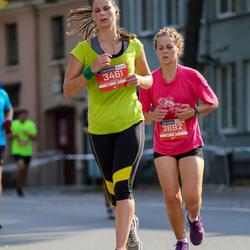 11th Danske Bank Vilnius Marathon - Marta Valtov? (3461), Lina Mockute (3692)