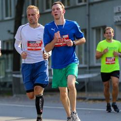 11th Danske Bank Vilnius Marathon - Žygimantas Melvydas (2124), Rimas Kareiva (3053)