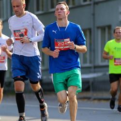 11th Danske Bank Vilnius Marathon - Žygimantas Melvydas (2124)