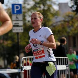 11th Danske Bank Vilnius Marathon - Valentina Antipova (2342)