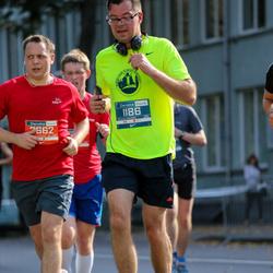11th Danske Bank Vilnius Marathon - Tomas Misiukonis (1186), Audrius Buivydas (3662)